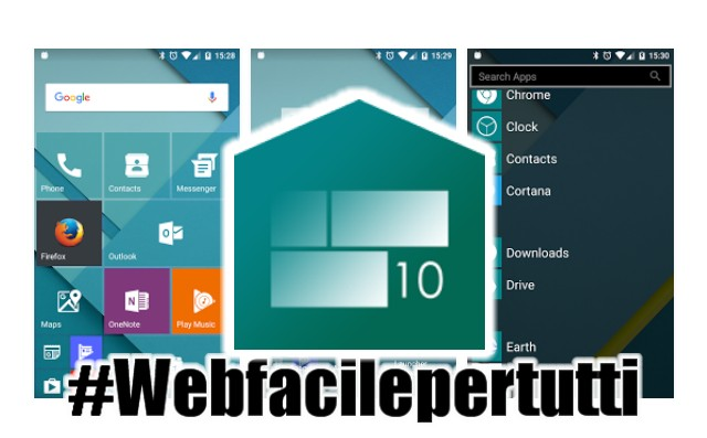 Launcher 10 | Applicazione per trasformare il tuo dispositivo Android in Windows Phone