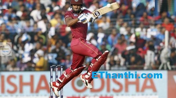 பூரான் அதிரடி - இந்திய அணிக்கு 316 ரன்கள் இலக்கு !