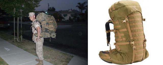 carrier cordura tentara militer