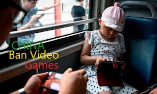 China bans video games under 18