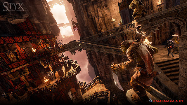 STYX Master of Shadows Gameplay Screenshot 5