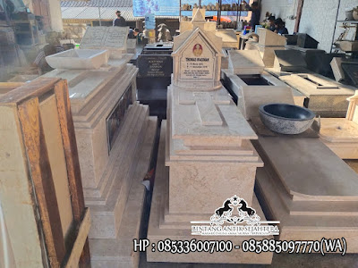 Model Batu Nisan Kuburan Kristen, Model Kuburan Kristen Sederhana, Kijing Makam Kristen