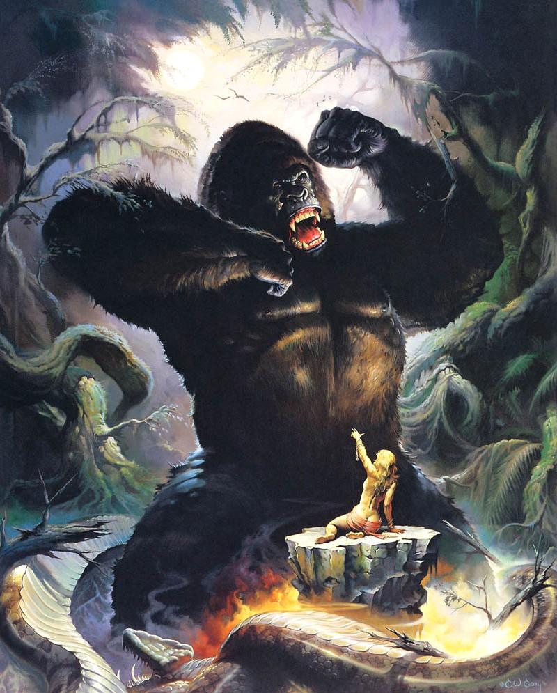 World Of Kong Natural History Of Skull Island Html
