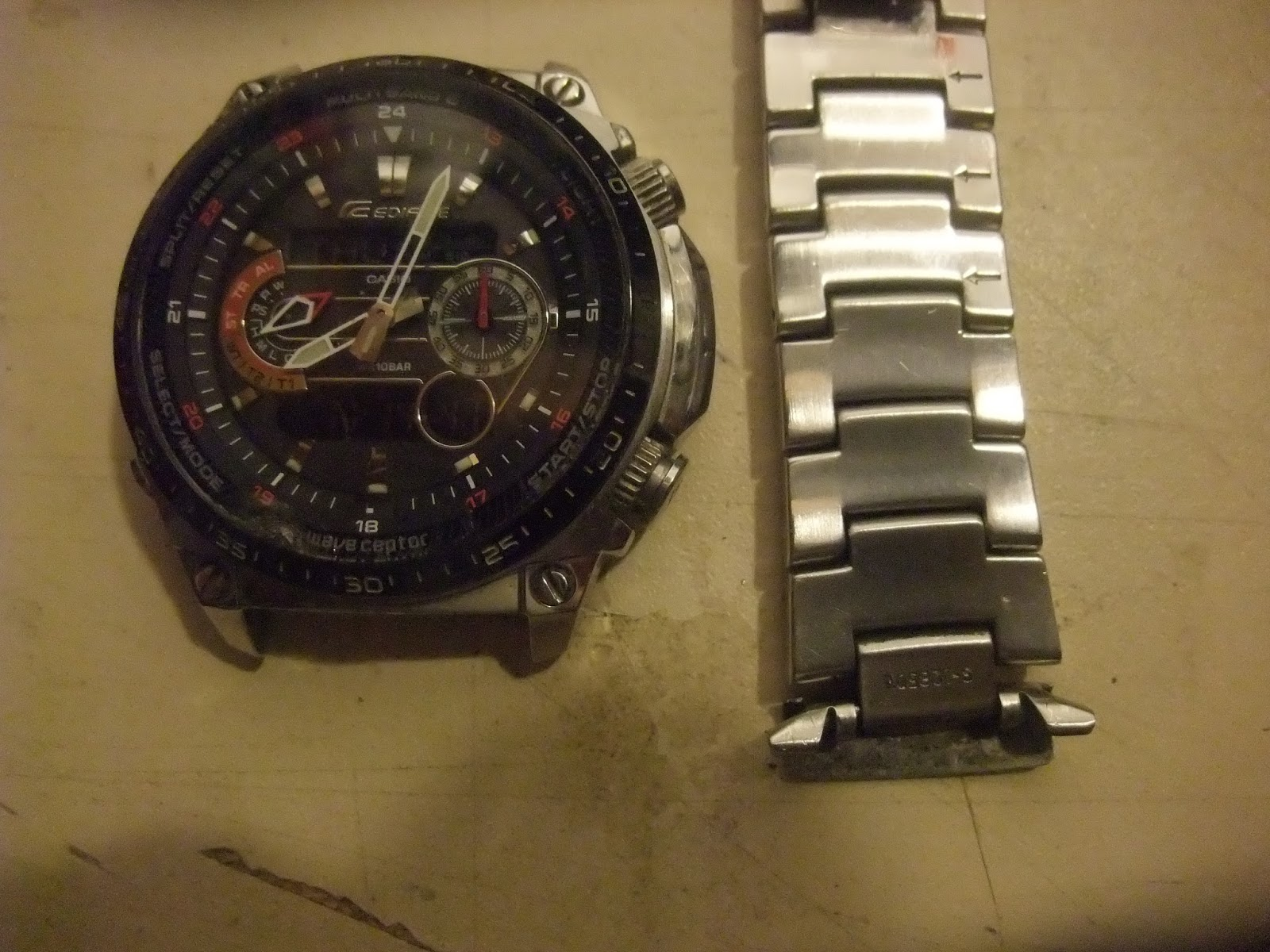 montre casio ne sonne plus  WcEDS