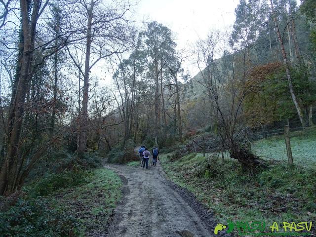 Ruta Cerro de Llabres: Desvío hacia el Collado la Prida