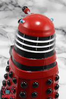 Custom TV21 Red Dalek Leader 09