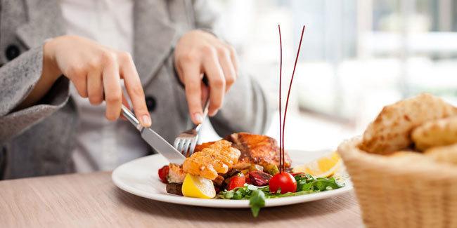 Makanan Rendah Kalori dan Lemak
