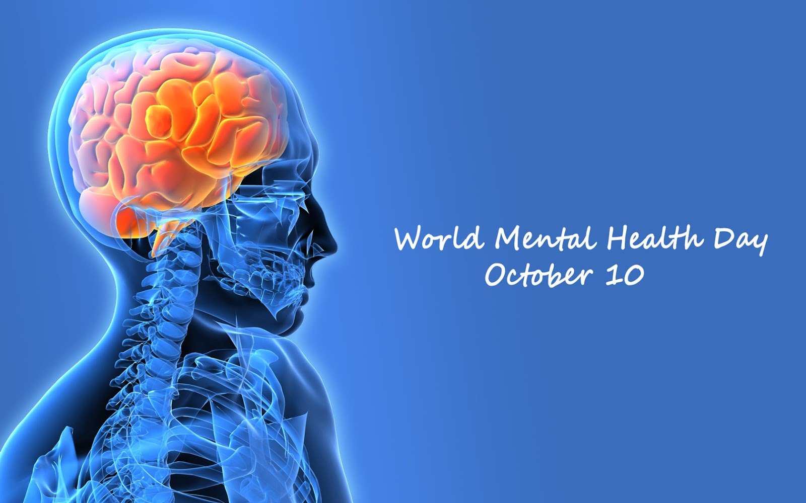 World Mental Health Day 10 October