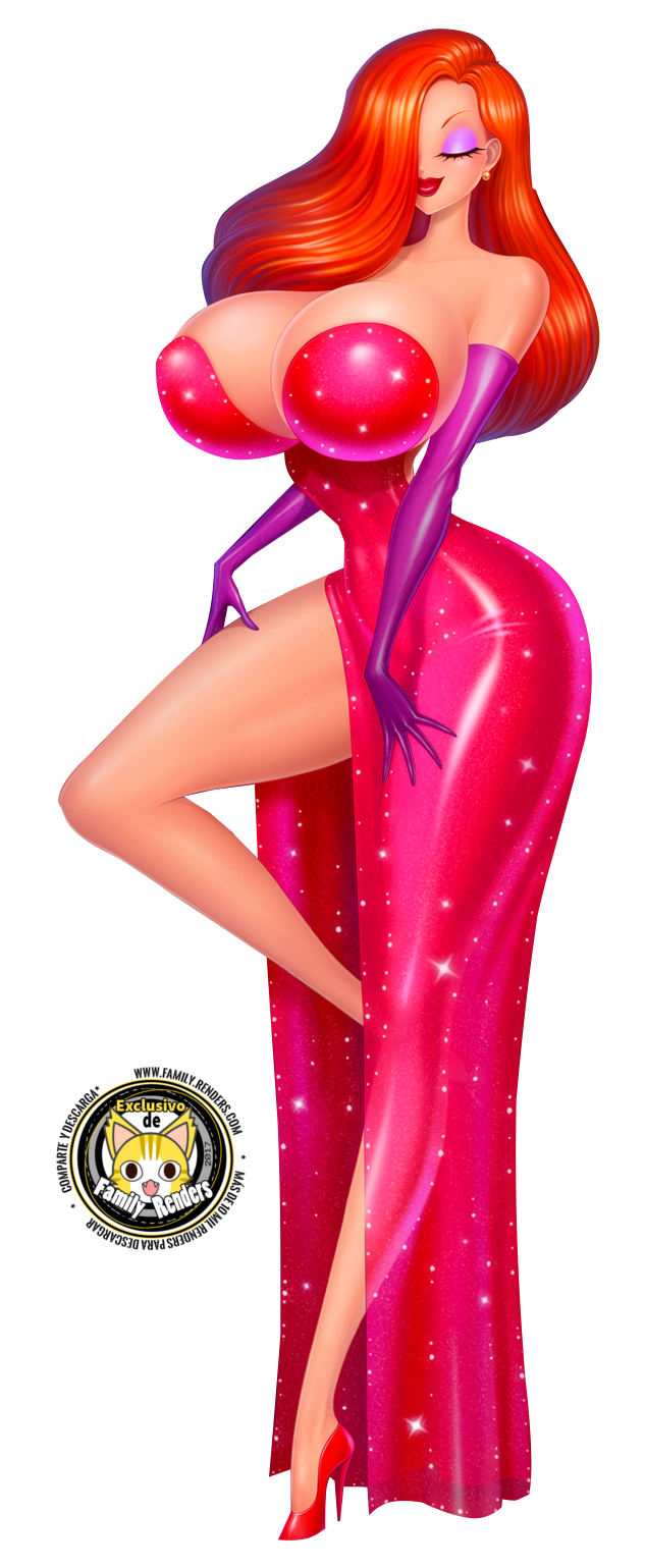 render Jessica Rabbit