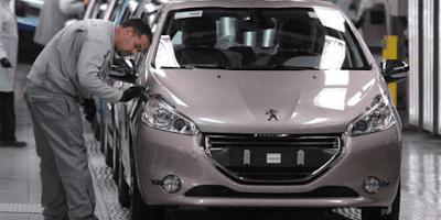 شركة بيجو سيتروين Peugeot Citroen تعلن عن حملة توظيف 220 عامل وعاملة