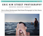 dirtyharrry in eric kim blog : how to shoot stroboscopic flash street photography