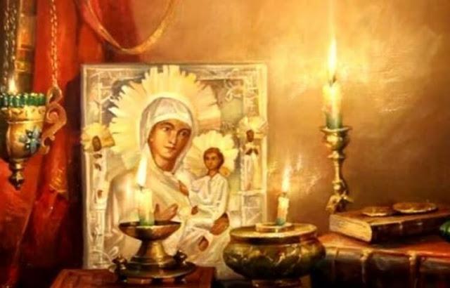 77 Сон Пресвятой Богородицы защитит от зла, негатива и любой беды!