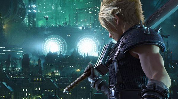 You can order Final Fantasy 7 remake now, E3 2019 games
