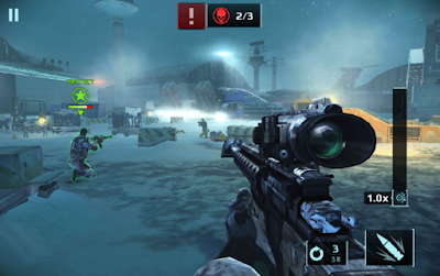 Game Sniper Fury Apk Mod