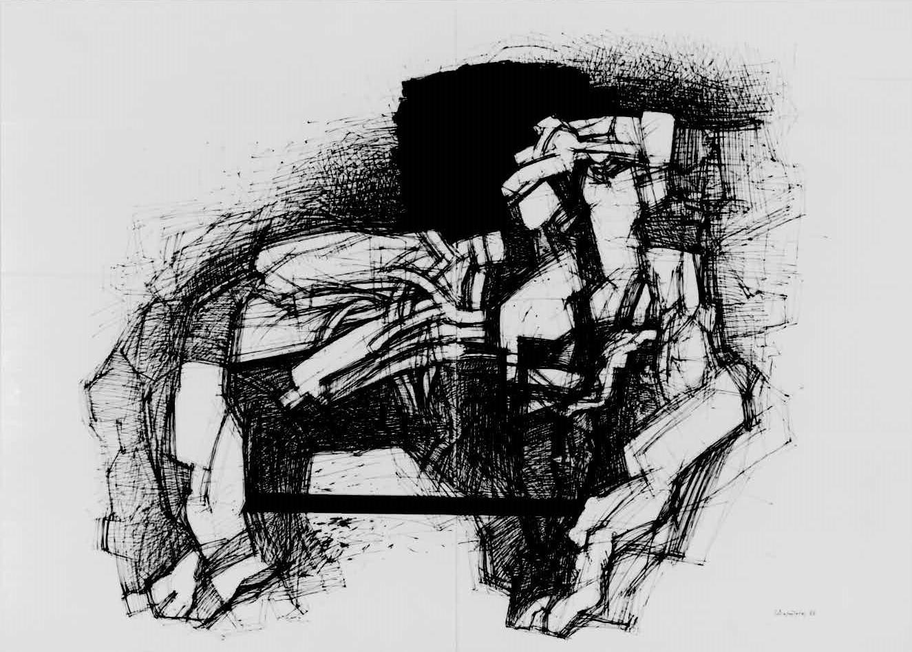 Η Δημοτική Πινακοθήκη Λάρισας αποχαιρετά τον Βαγγέλη Δημητρέα