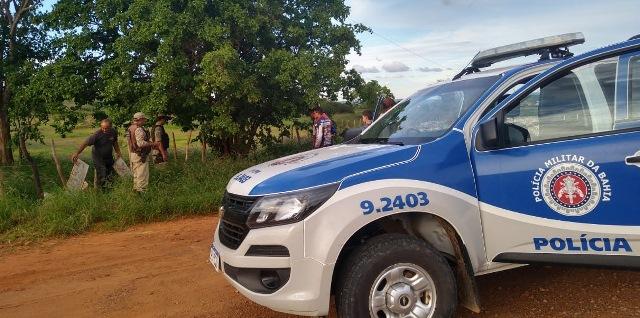 Polícia Militar evita suicídio de grávida em Várzea Nova