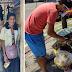 Isang matandang babae matiyagang nagtitinda sa gilid ng daan, inulan ng tulong mula sa mga netizens