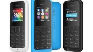 Spesifikasi Handphone Nokia 105