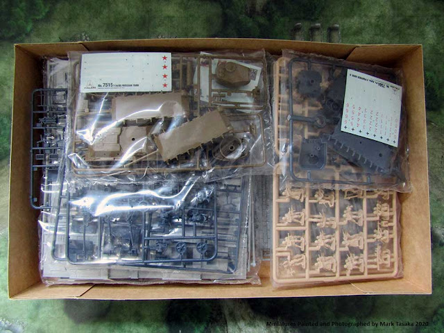 Italeri 1/72 scale Battle of Berlin 1945 Battle Set