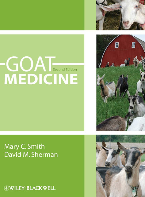 Goat Medicine Second Edition - WWW.VETBOOKSTORE.COM