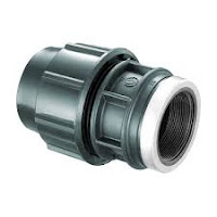 jual fitting pipa hdpe compression