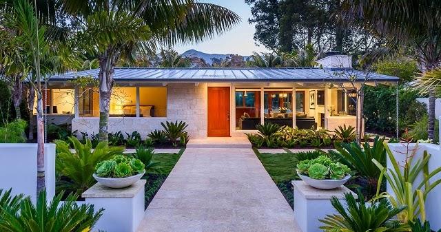 Fachadas modernas y acogedoras fachadas de casas y casas for Casas modernas acogedoras