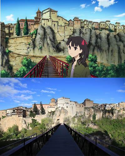 47 gambar Anime vs Dunia nyata yang bisa dijadikan wallpaper laptop