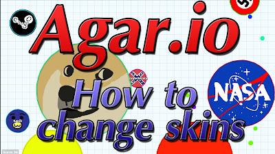 Download Agario Skins