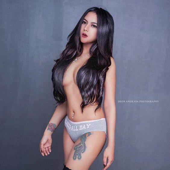 Hot model pic