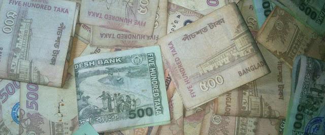 Dinero y renta nacional