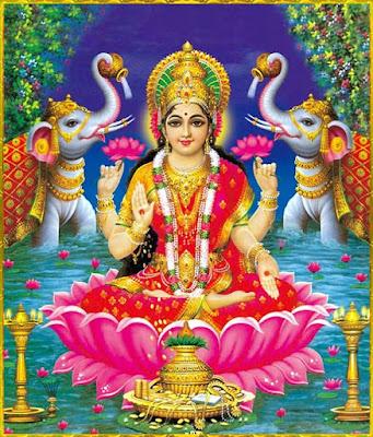ശ്രീലക്ഷ്മീ അഷ്ടോത്തര ശതനാമാവലി Lakshmi Ashtottara Shatanamavali Malayalam Lyrics