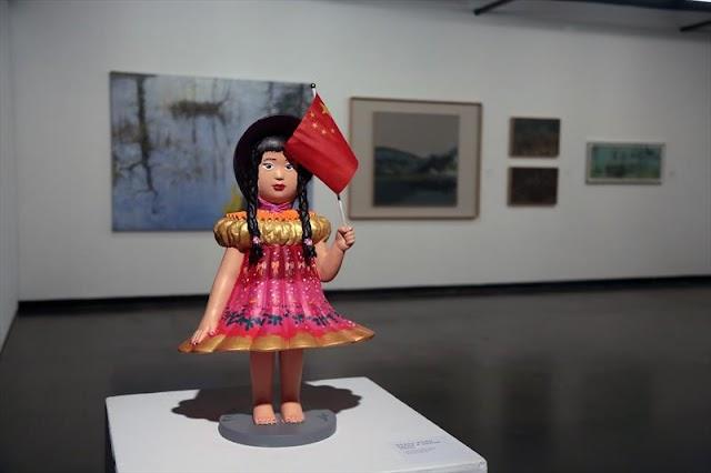 """Mostras da Bienal trazem arte de vanguarda, chineses e """"nômades"""""""