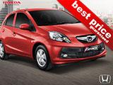 Harga Mobil Honda Brio Bandung