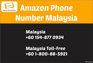 Amazon Phone Number Malaysia