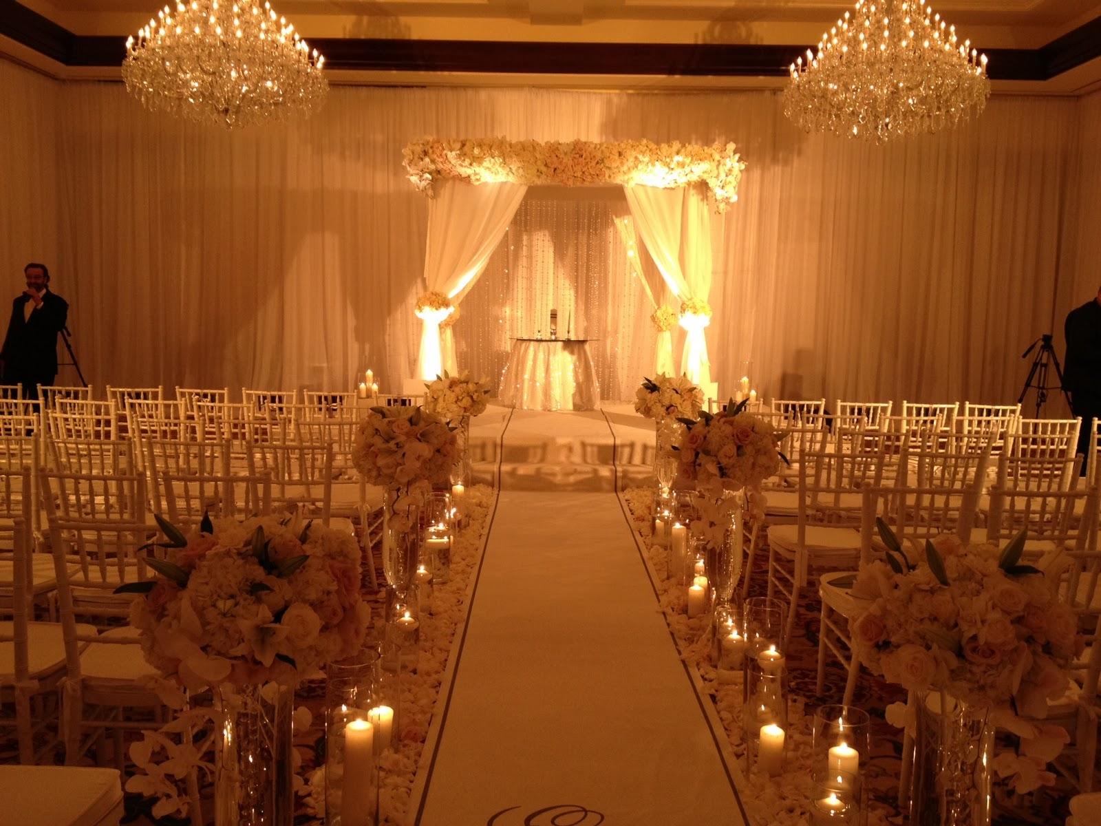 Mary Dann's Blog: A Spectacular Wedding At Four Seasons