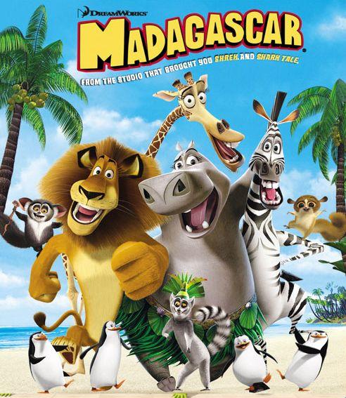 فيلم كرتون مدغشقر Madagascar 4