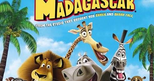 تحميل فيلم مدغشقر 1 مدبلج hd