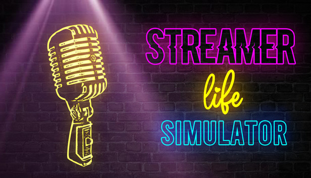 Streamer Life Simulator تحميل مجانا (تحديث 1.2.3)