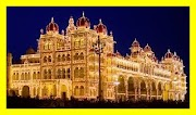 City of palaces in India - Mysore