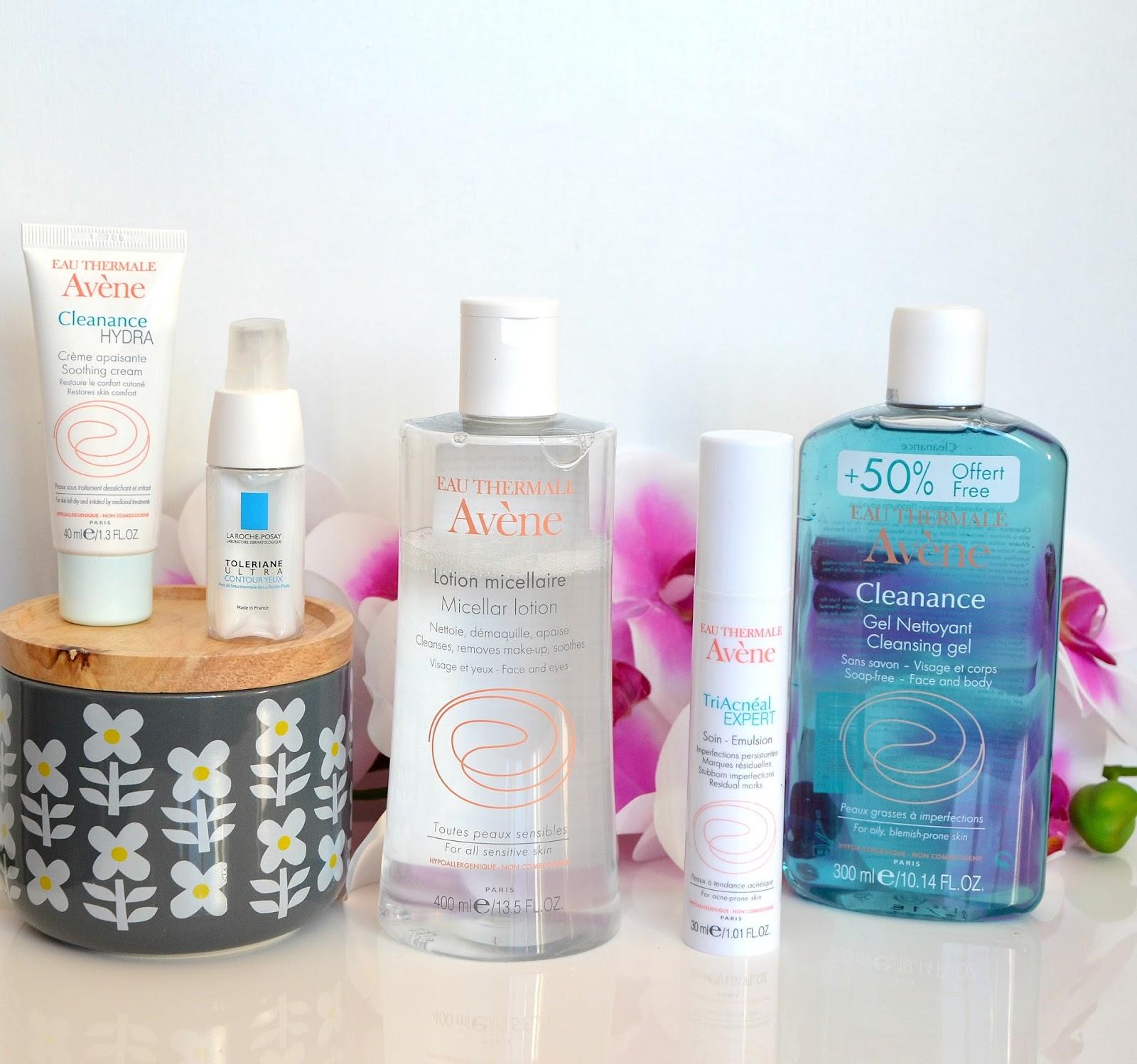 Ma routine soins anti-acné