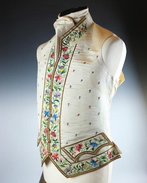 All The Pretty Dresses: Regency Era Gentlemen's Waistcoat