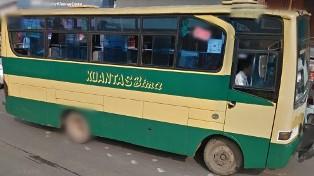 Rute Bus Koantas Bima 510 Ciputat - Kampung Rambutan