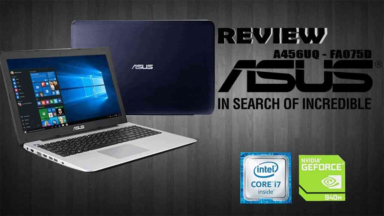 Laptop Asus A456UQ