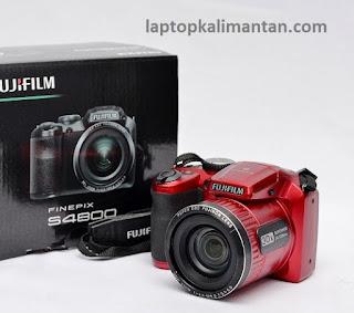 Jual FujiFilm S4800 Second Kalimantan