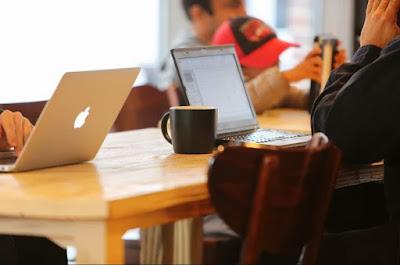Blogging The New Frontier untuk AUP Anda