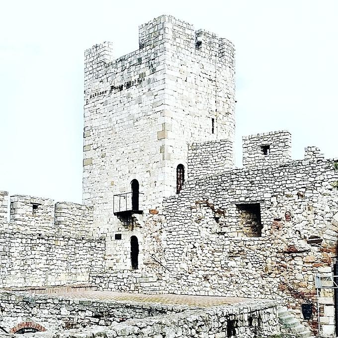 Kalemegdan Belgrade