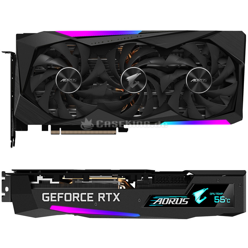 AORUS GeForce RTX 3070 MASTER 8G Review 4