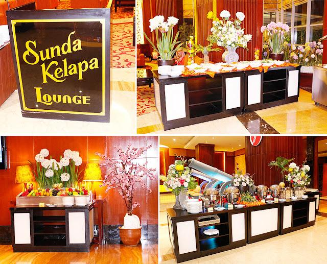 Sunda Kelapa Lounge Best western Hotel