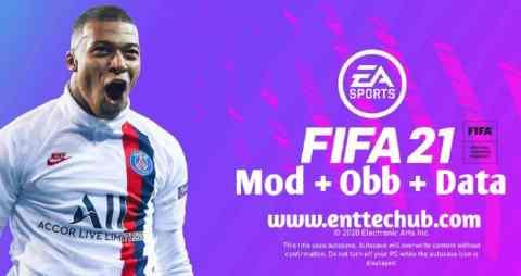FIFA 21 Mod FIFA 14 Apk Obb Data Offline