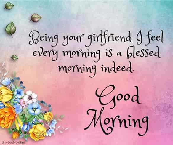 good morning greeting cards for a boyfriend